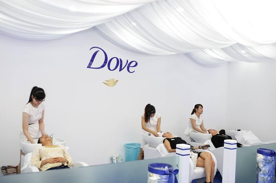 Dầu xả Dove Intense Repair