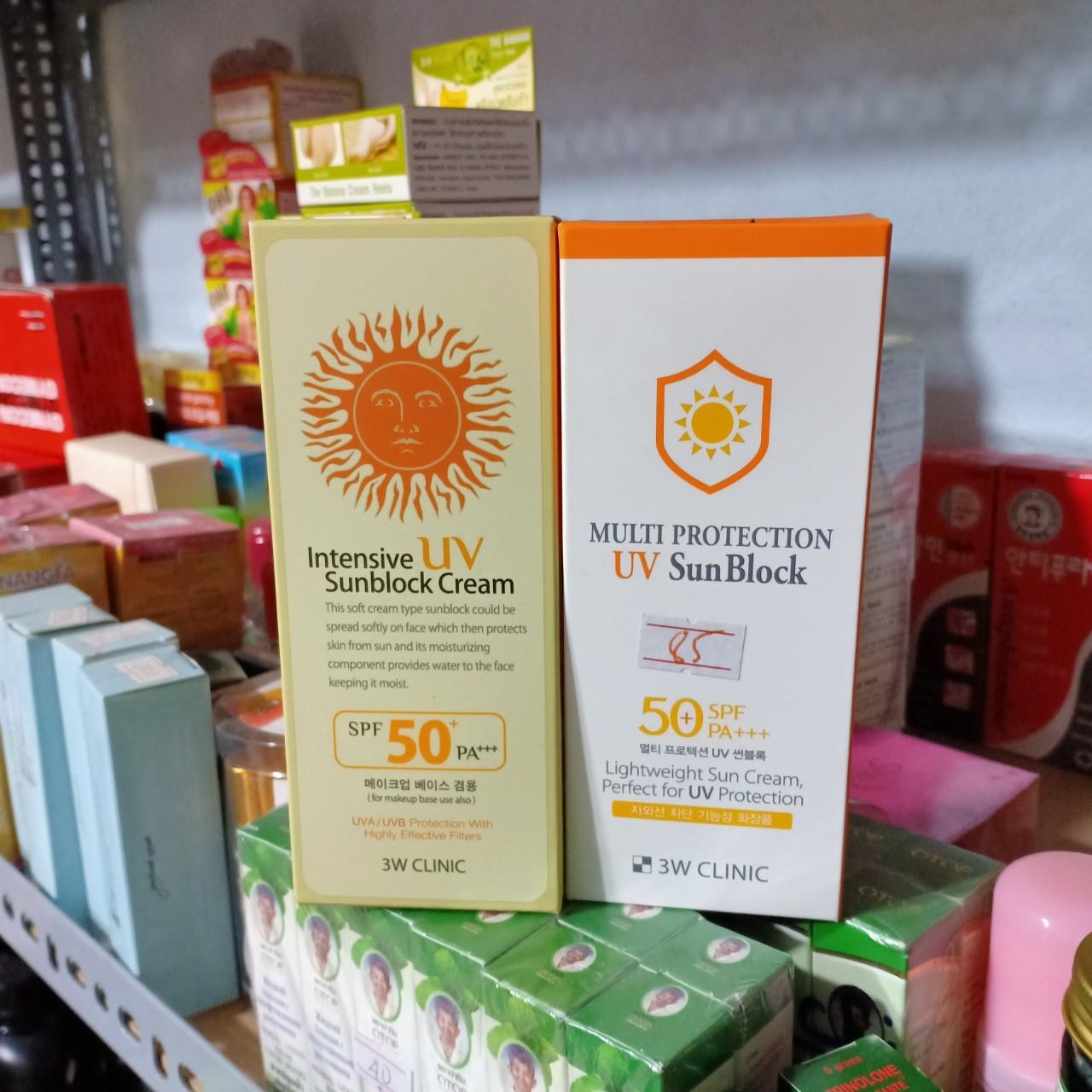 Kem chống nắng Hàn Quốc SunBlock