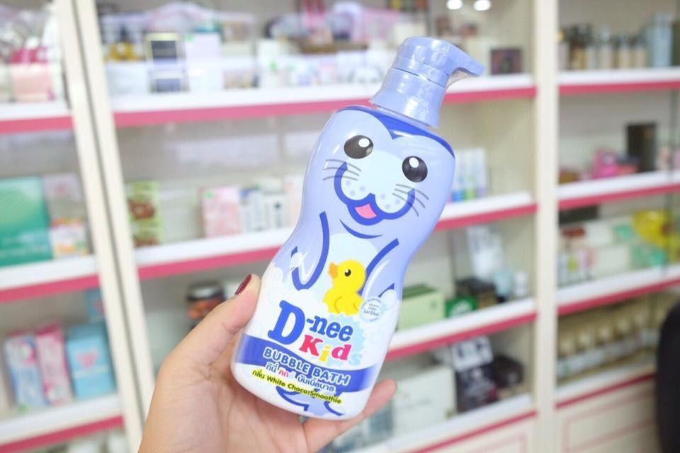 Sữa tắm gội trẻ em Dnee Kids 400ml