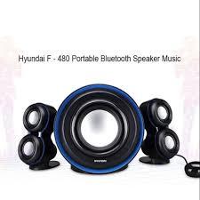 LOA BLUETOOTH HYUNDAI F480