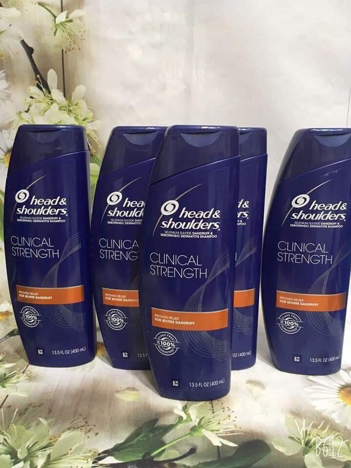 DẦU GỘI HEAD & SHOULDERS