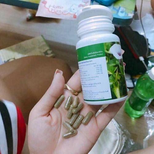 giảm cân rau ranh Yanhee