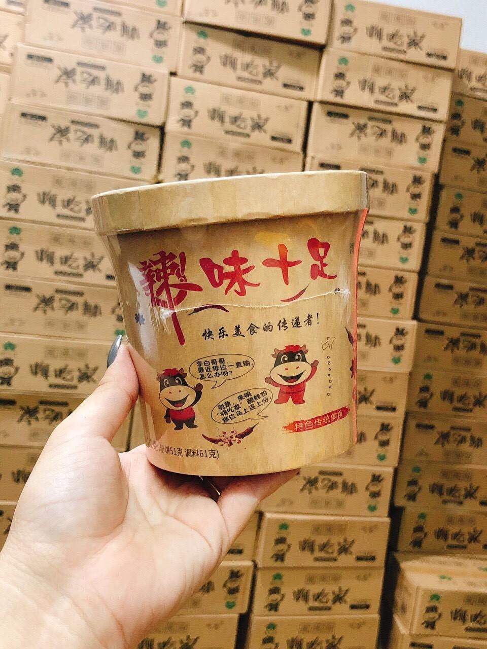 miến chua cay Trùng Khánh
