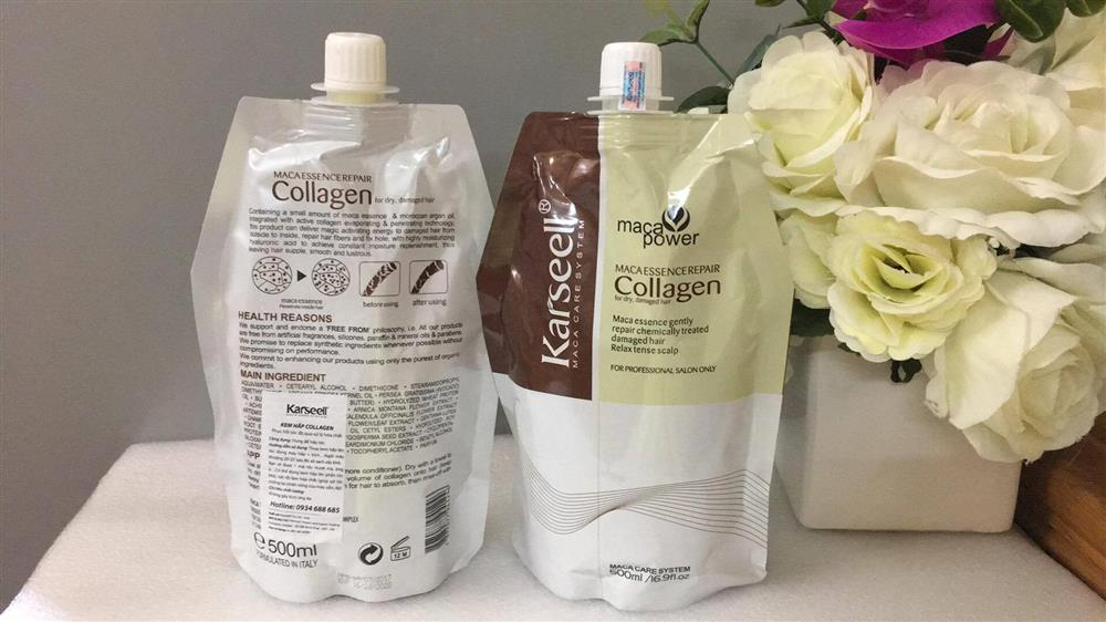 ủ tóc Karseell Collagen Maca Power