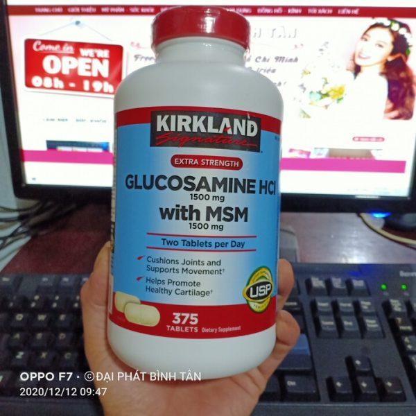 viên uống bổ khớp glucomine