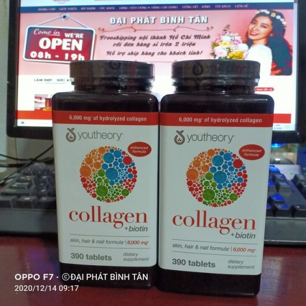 vien-uong-collagen-biotin-6000-mg